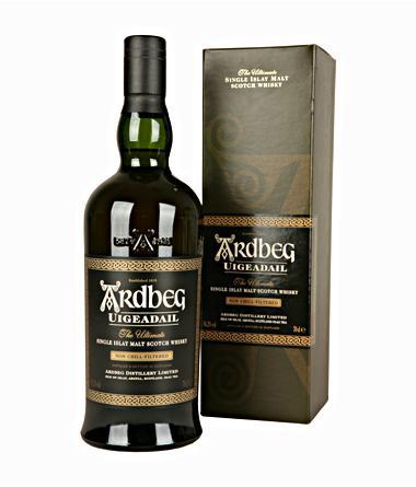 Single Malt Whisky Ardbeg UIGEADAIL für 49,90 bei Gourmondo!