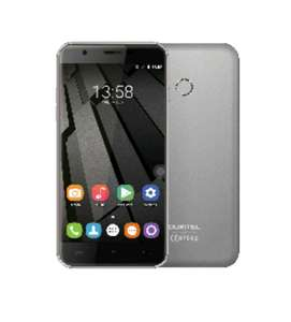 OUKITEL U7 Plus 4G FDD-LTE Smartphone 5.5inch HD-Bildschirm Android 6.0 Quad Core 1.3GHz 2GB RAM+16GB ROM OS 13.0MP Kamera 2500mAh-Akku Fingerabdruck Bluetooth 4.0