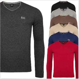 HUGO BOSS Slim Fit Pullover - nebulus.biz