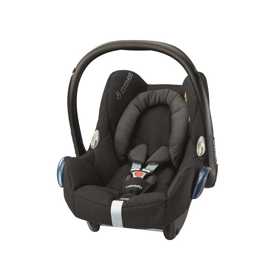 Maxi-Cosi Babyschale CabrioFix Black Raven bei ATU mit Newsletteranmeldung