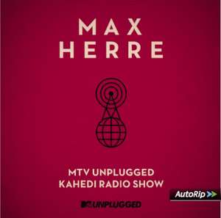 (AMAZON PRIME) Max Herre - 4-fach Vinyl - MTV Unplugged KAHEDI Radio Show (inkl. MP3)
