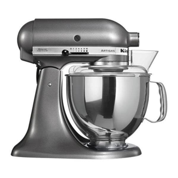 KitchenAid ARTISAN Küchenmaschine 5KSM150PSE Factory Serviced 4,8L @Ebay WoW für 369,-€ inkl VSK