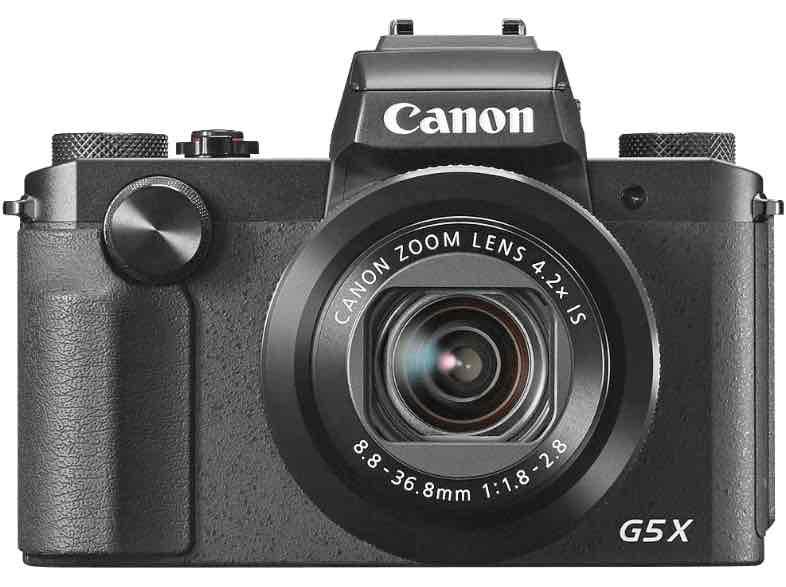Canon Powershot G5x DigitalKamera