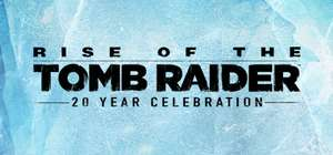 [Steam] Rise of the Tomb Raider: 20 Year Celebration (PC) für 24,99€