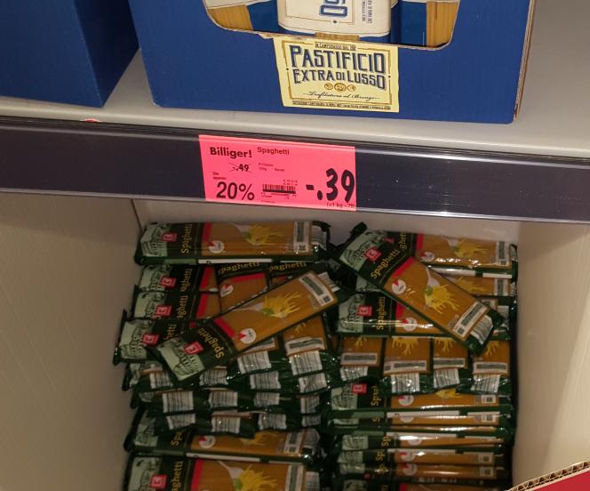 [Weiterstadt] K-Nudeln/-Spaghetti usw. versch. Sorten 500g für 0,39€