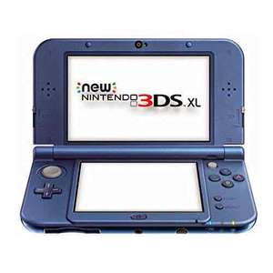 New Nintendo 3DS XL Metallic Blau (Amazon)