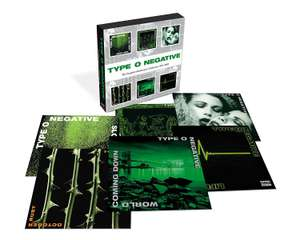 @dodax.de  Type O Negative : Complete Roadrunner Collection 1991-2003 (6 CD's)