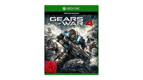 Gears of War 4 Xbox One Diskversion für 34,99 Euro [microsoftstore]