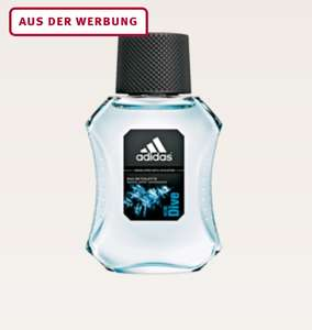 [On- u. Offline] Rossmann: Adidas Victory/Ice Dive Eau de Toilette  (50ml)