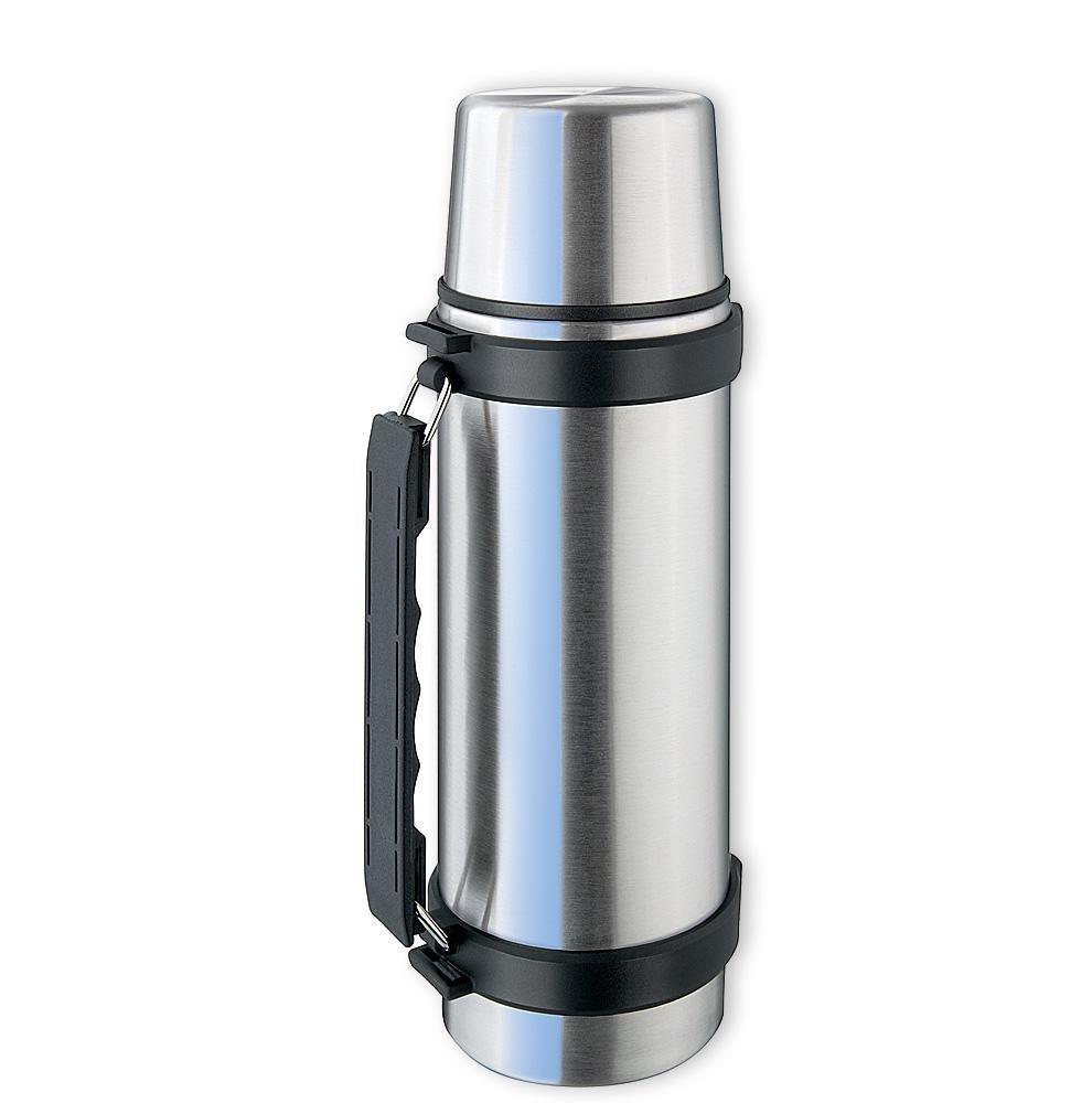 Isosteel Vakuum-Isolierflasche 0,75 L aus Edelstahl für 10,47€ [Amazon]