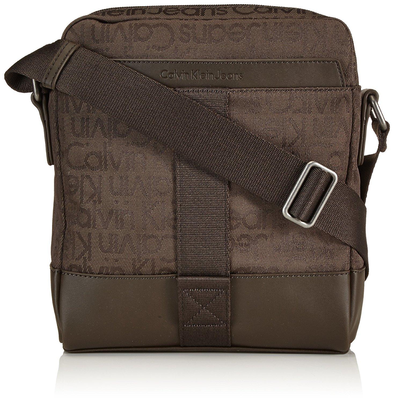 [AMAZON Prime] 74% günstiger Calvin Klein Jeans Umhängetasche Hard & Heavy Body Bag Braun  für 23,20€ statt 89,90€