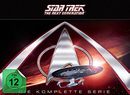 [Thalia] Star Trek TNG Komplettbox (DVD) mit Sovendus-Gutschein für 47,99 € / mit 16-%-Gutschein für 50,39 € / Normalpreis 59,99 €