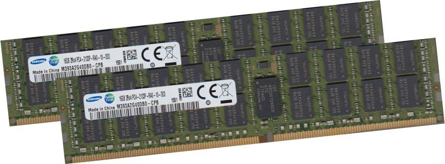 [Hitmeister] Preisfehler? 39,90€ anstatt ca.230€ für Samsung 2x16GB DDR4 RAM 2133Mhz PC4-17000 CL15