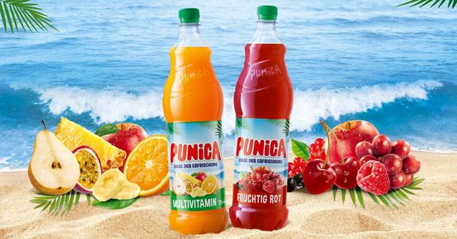 [NETTO] Punica 1,25l für 0,38€ zzgl. Pfand (Coupies + 20% Rabattcoupon + Angebot)