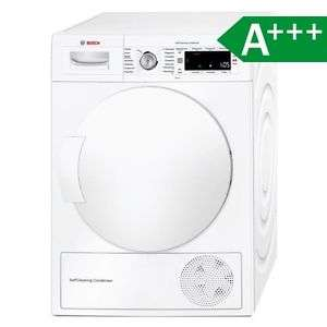 Wärmepumpentrockner Bosch WTW845W0 A+++ Self-Cleaning