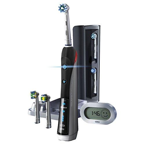 Oral-B PRO 7000 Black mit CrossAction-Bürste für 99,99€- elektrische Zahnbürste