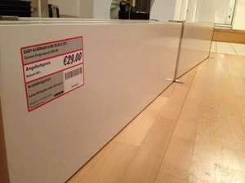 Ikea Bielefeld! evtl Bundesweit! Viele Ausstellungsstücke um 50% reduziert