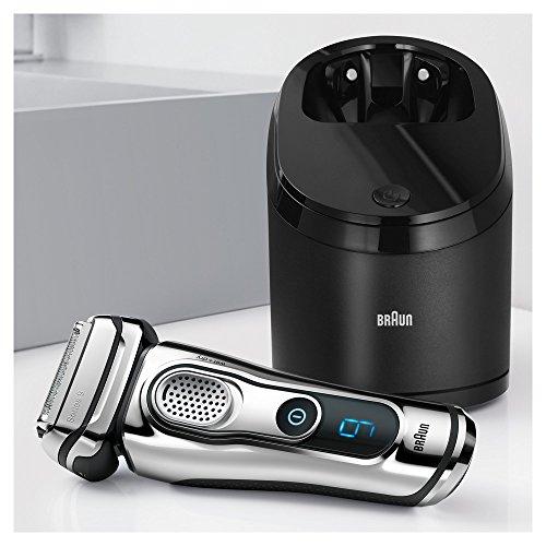 [Amazon] Braun Rasierapparat Series 9 9296cc mit Reinigungsstation für 208,99 € durch 50€ Cashback
