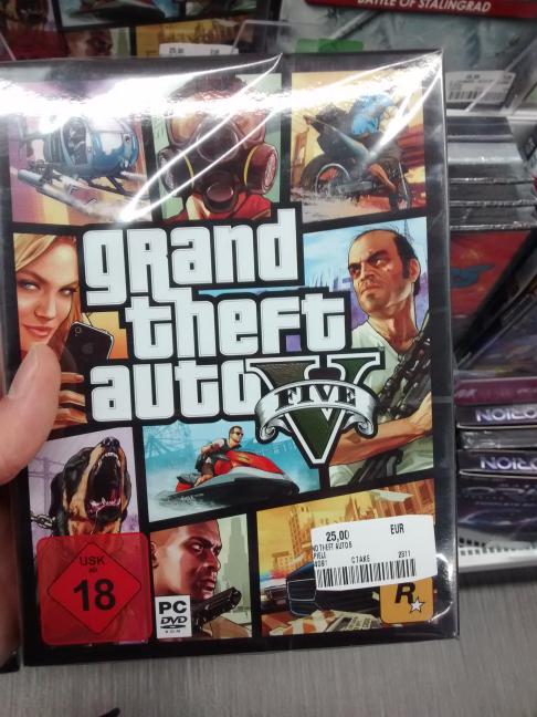 GTA5 (pc) Mediamarkt
