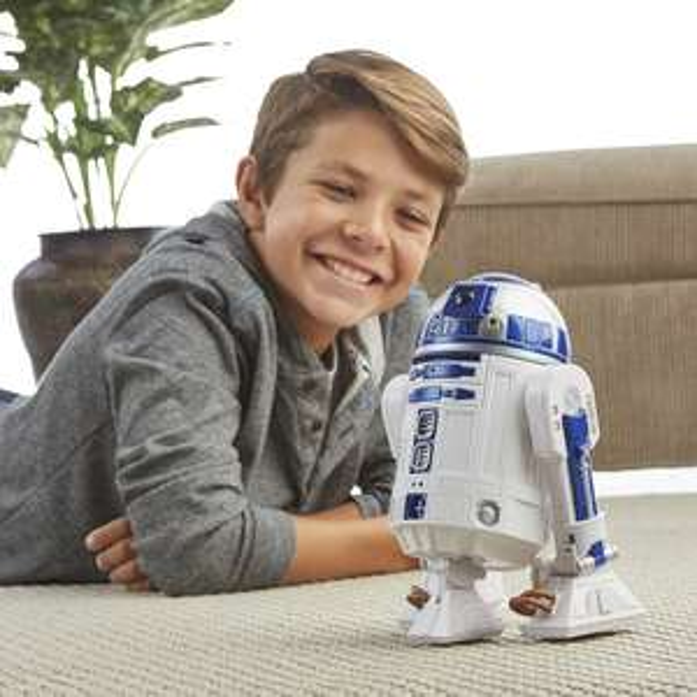 Star Wars - Episode 7: Interaktiver Droide, Smart R2-D2 für 99,98€ bei [ToysRUs]