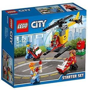 LEGO City Flughafen Starter-Set für 5,99€ inkl. Versand statt 7,99€ bei ebay
