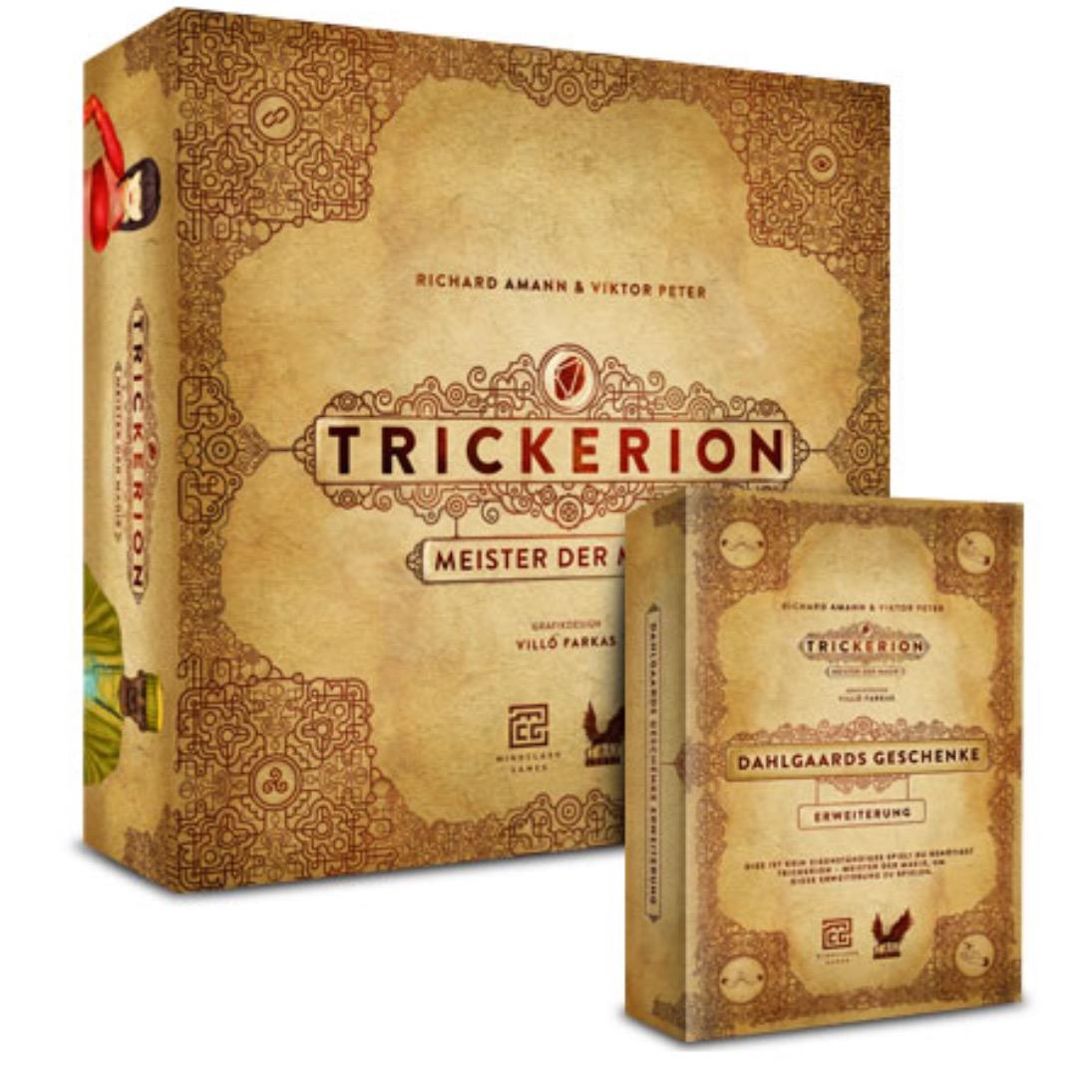 [Spiele-Offensive.de] Trickerion und Dahlgaards Geschenke Bundle für 67,99€ (statt 81,16€)