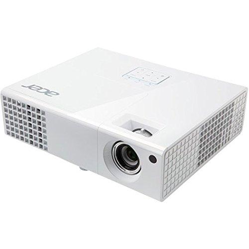 Acer H6510BD 3D Full HD DLP-Projektor (3D-fähig über HDMI 1.4a, Kontrast 10.000:1, 3.000 ANSI Lumen, Full HD 1920 x 1080 Pixel) weiß @amazon 499,99€