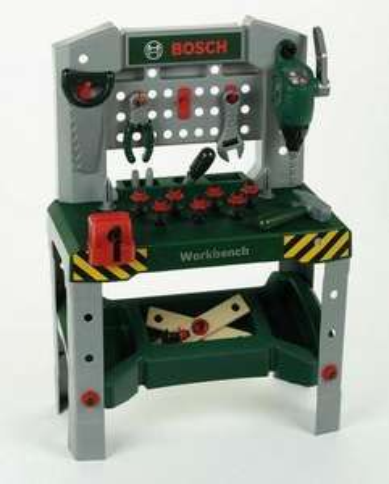[Amazon Blitzangebot] Klein 8639 - Bosch Werkbank (Spielzeug)