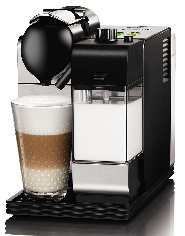 Nespresso Lattissima Touch EN520.S Macchina per Caffè Espresso, Colore Argento 120€