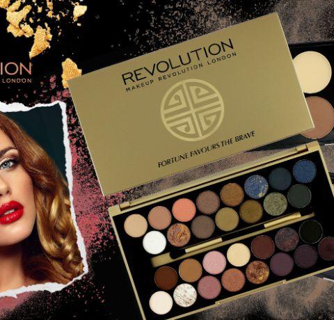 (ROSSMANN) Makeup Revolution Lidschatten Paletten 30% günstiger
