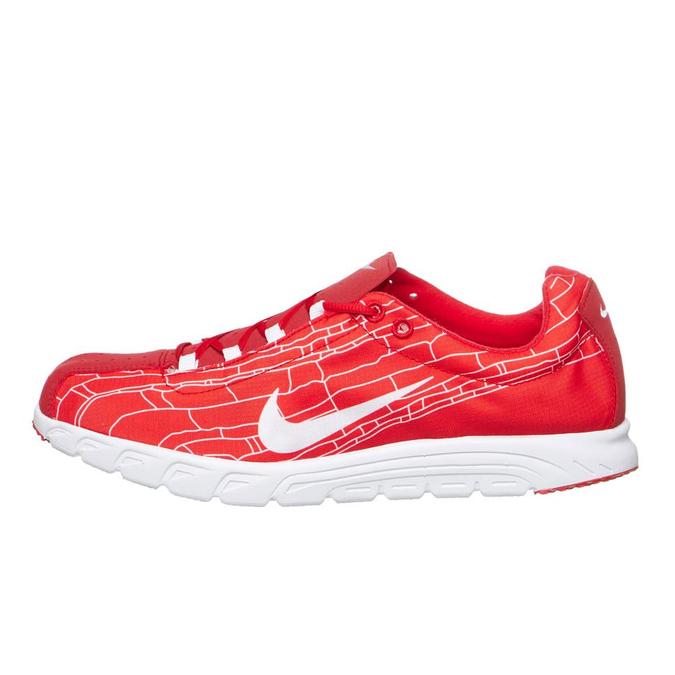 Nike Mayfly Laufschuh in rot, schwarz oder blau für 35,98€ + VSK statt 59,99€ bei HHV.de