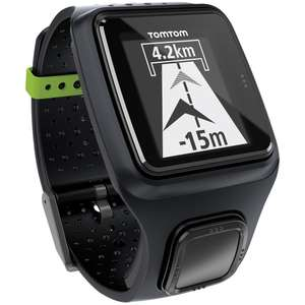 [Amazon] TomTom Runner GPS - Laufuhr mit GPS Quickfix und Brustgurt-Anbindung (schwarz)
