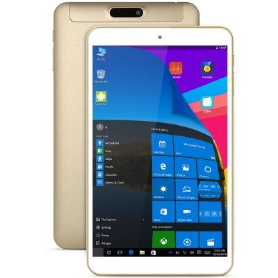 Onda V80 Plus Tablet (8'' FHD IPS, Intel Z8300 Quadcore, 2GB RAM, 32GB eMMC, microHDMI, Android 5.1 + Win 10 Dualboot) für 70,99€ [Gearbest]