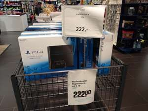 (Lokal) Playstation 4 Ultimate Player Edition 1TB bei Rewe Center in Bruchsal