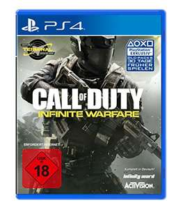 Call of Duty: Infinite Warfare - Standard Edition - [PlayStation 4]