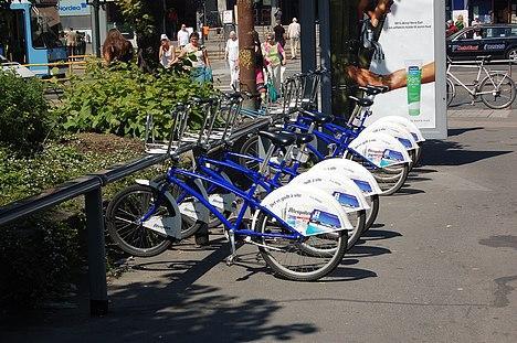 kostengünstiges Fahrradfahren in Oslo, Drammen und Trondheim