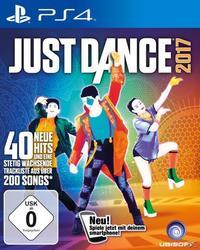 Just Dance 2017 (PS4) [Expert Techno]