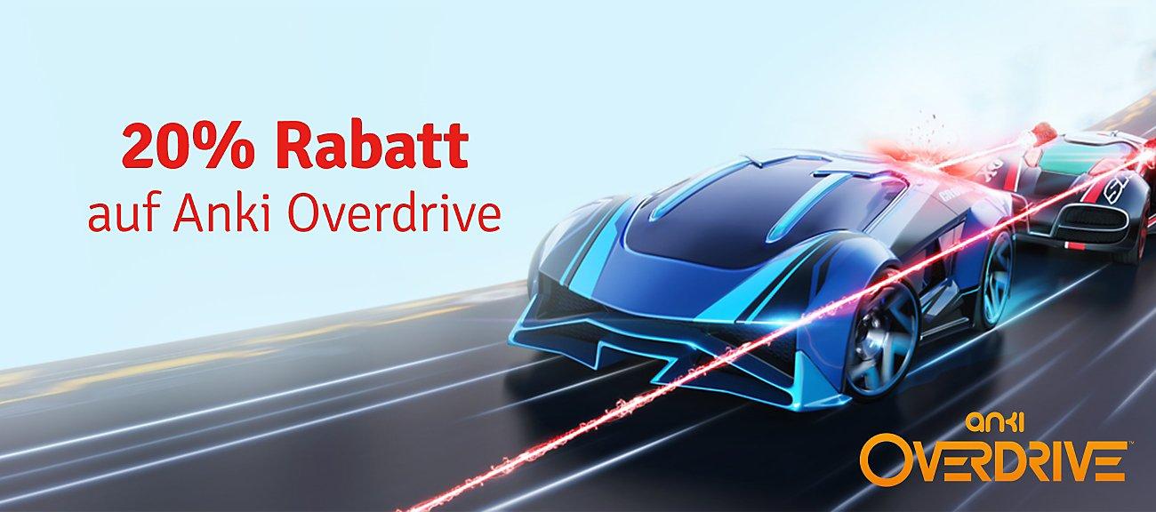 [mytoys.de]Anki Overdrive Supercars (Zusatzfahrzeuge: Nuke, Guardien, Thermo, Big Bang)