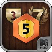 [iOS] Boardgame Scorer - Brettspiel Zählhilfe / Zählblock für iPhone / iPad erstmals gratis statt 2,99€