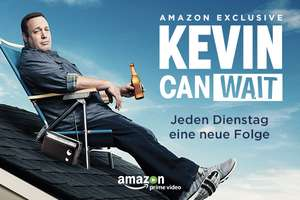 [Amazon Prime Video] Kevin Can Wait (neue Sitcom mit Kevin James aus King of Queens)