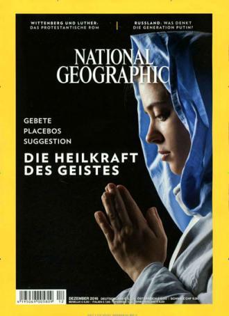 National Geographic 1 Ausgabe gratis testen