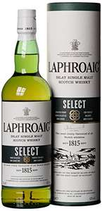 Laphroaig Select Islay Single Malt Scotch Whisky bei Amazon (Prime) zum Bestpreis