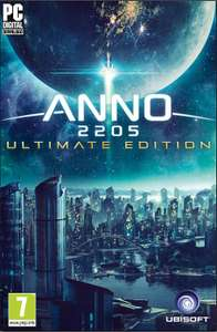 (Amazon.co.uk) Anno 2205 Königs-Edition (Uplay) für 22,38€