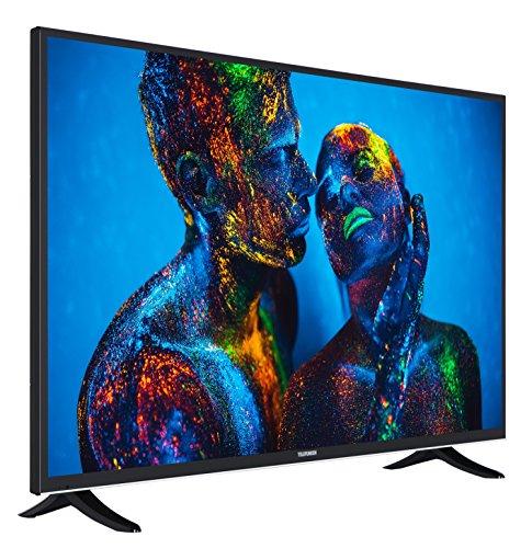 Telefunken XU43A401 für 349,99€ - 4K Ultra HD Fernseher mit Triple-Tuner (auch DVB-T2 H.265/HEVC), Smart TV, Netflix, A+)