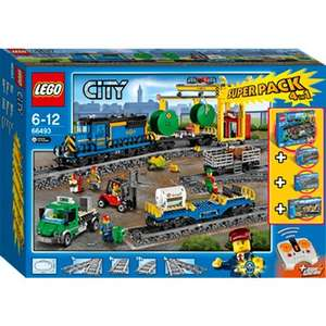 LEGO 66493 City Superpack 4 in1 [Intertoys]