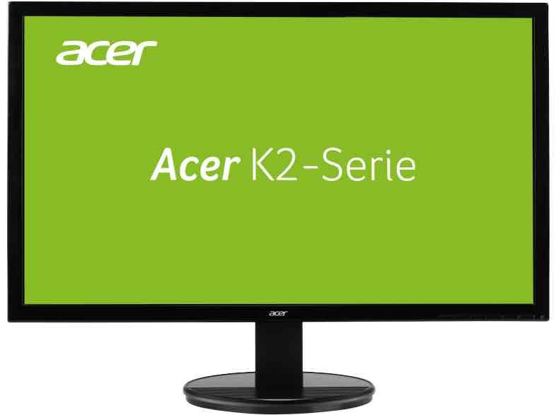 ACER Monitor K242HLBID mit 24 Zoll für 89,10 € vsk-frei bei Zahlung mit PayPal @saturn.de