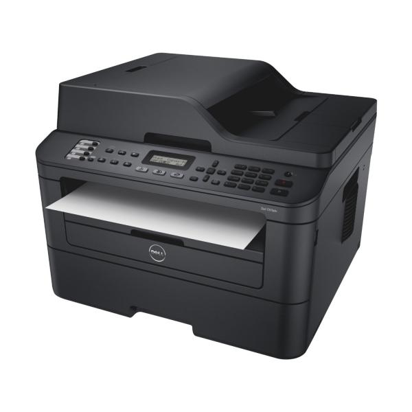 |office-partner.de| Dell E515dn Laser-Multifunktionsdrucker s/w