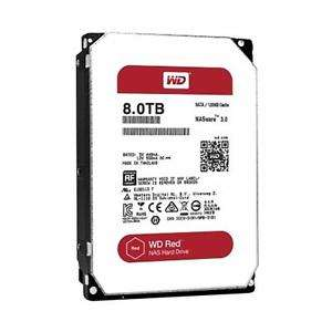WD Red 8TB WD80EFZX für 307,09€ via Redcoon eBay