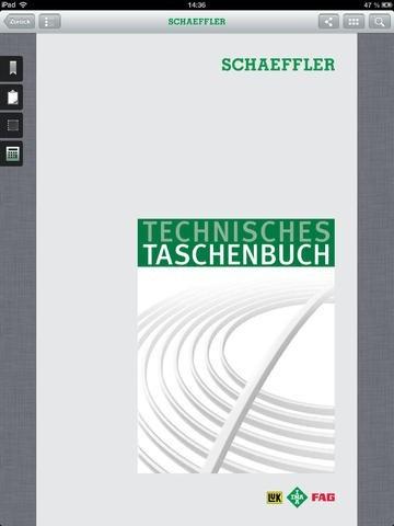 Schaeffler Technisches Taschenbuch für Ingenieure, kostenlos pünktlich zum neuen Jahr erhalten.