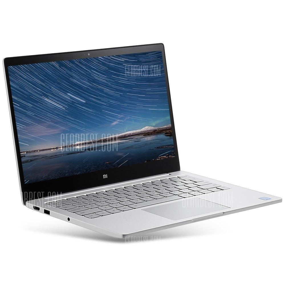 [Gearbest] Xiaomi Air 13 Notebook (13,3'' FHD IPS, i5-6200U, 8GB RAM, 256GB SSD, Geforce 940MX, USB Typ-C, Wlan ac, 1,28kg Gewicht, Win 10)  Bestpreis